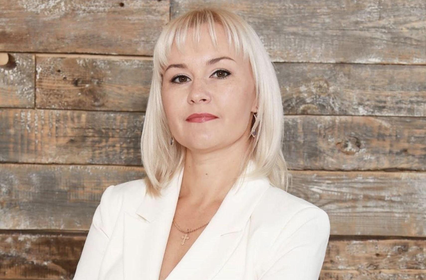 Анастасия Цукерман